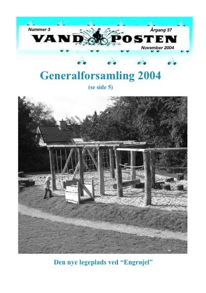 Vandposten 2004 nr. 3