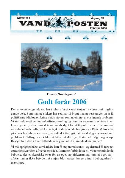 Vandposten 2006 nr. 1