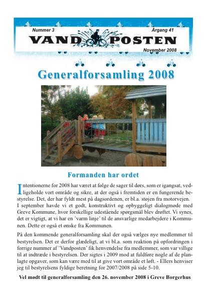 Vandposten 2008 nr. 3