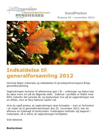 Vandposten 2012 nr. 3