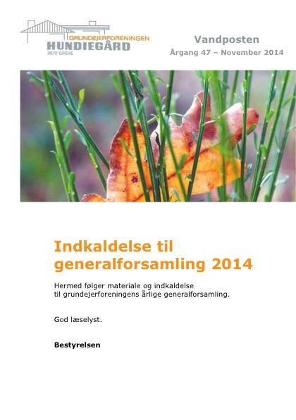 Vandposten 2014 nr. 2
