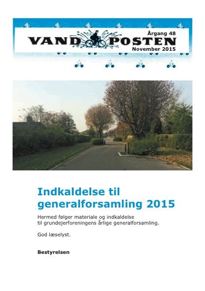 Vandposten 2015 nr. 2