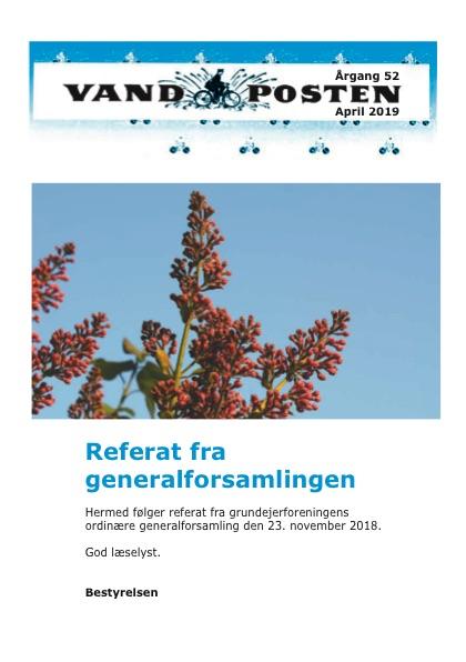 Vandposten 2019 nr. 1